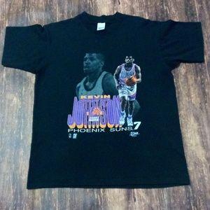 Other - Vintage Phoenix Suns Kevin Johnston Tee